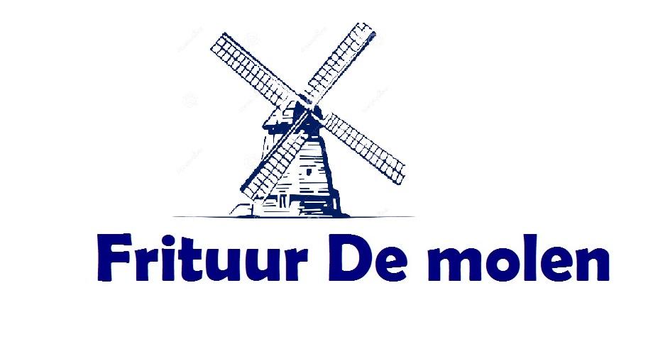 Frituur de molen logo